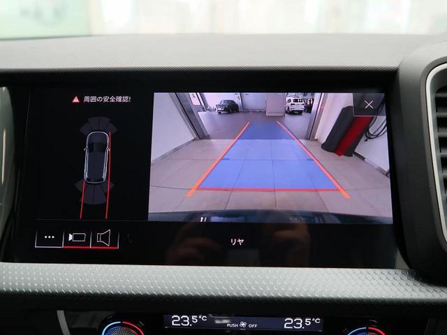 リアビューカメラ『入車経路を算出し、ガイドラインと補助線をディスプレイに表示します。同時にバンパーに内蔵のセンサーが障害物を感●リアビューカ知し音で注意を促します。後方の死角も安心していただけます。』