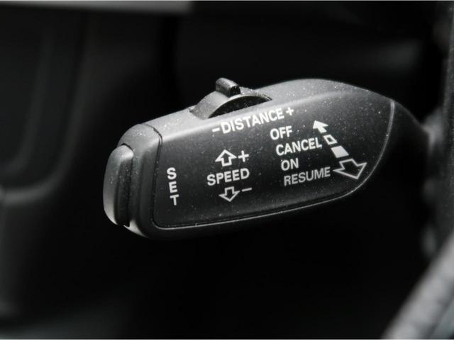 クルーズコントロール『設定した速度で前方車両に追いつくと、安全な車間距離を自動で調整して前方車両を追従します。長距離ドライブでの疲労を軽減する大変重宝する機能です。』