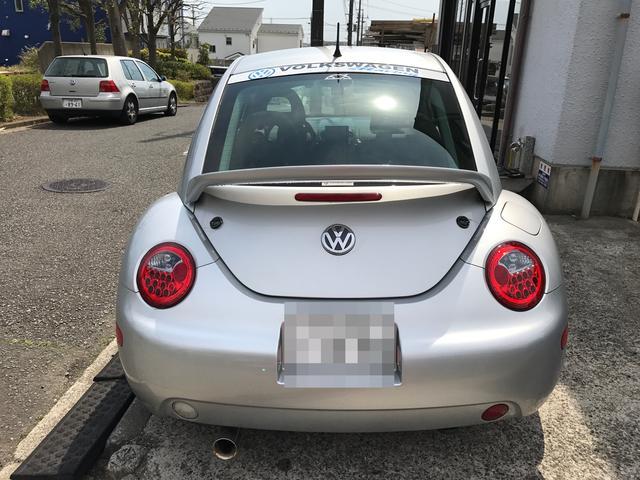 フォルクスワーゲン VW ニュービートル カップカー