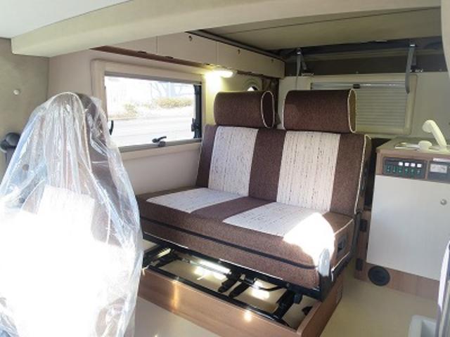 ダイハツ ハイゼットトラック インディ108 PVC家具 キャンピングカー