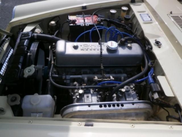 ダットサン フェアレディ SR311 外装オールペイント(11枚目)