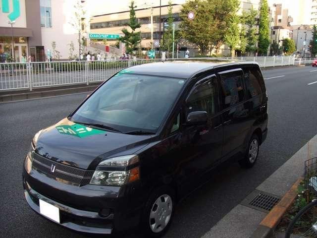 トヨタ ヴォクシー X HDDナビ ETC