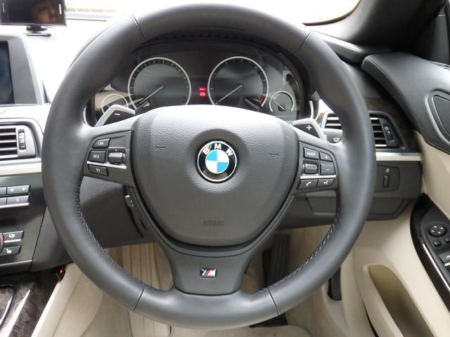BMW BMW 640iグランクーペ MスポーツP1オーナー 20AW