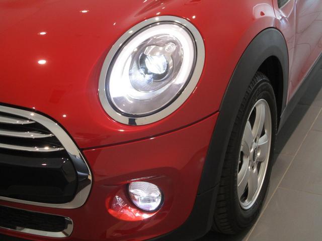 MINI MINI クーパー新車保証 ナビパッケージ バックカメラ LEDライト