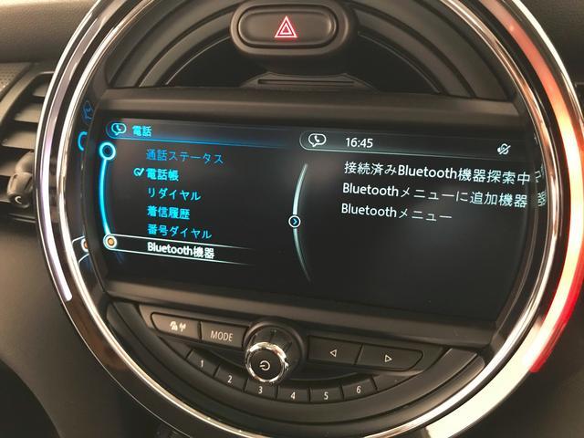 MINI MINI クーパーD ナビP ペッパーP LEDライト 新車保証付