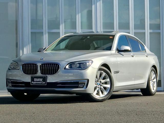 BMW BMW 740iプラスP サンルーフ LEDライト マルチメーター