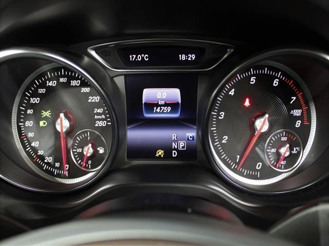 GLA220 4マチック レザーエクスクルーシブパッケージ レーダーセーフティパッケージ 2年保証 新車保証(10枚目)