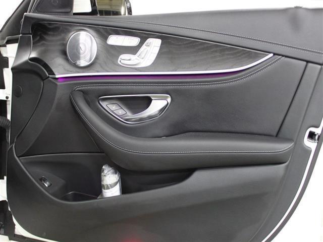 E250 アバンギャルド スポーツ レザーパッケージ 2年保証(15枚目)