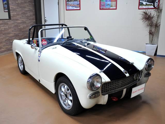 「その他」「ヒーレースプライト」「オープンカー」「東京都」の中古車3