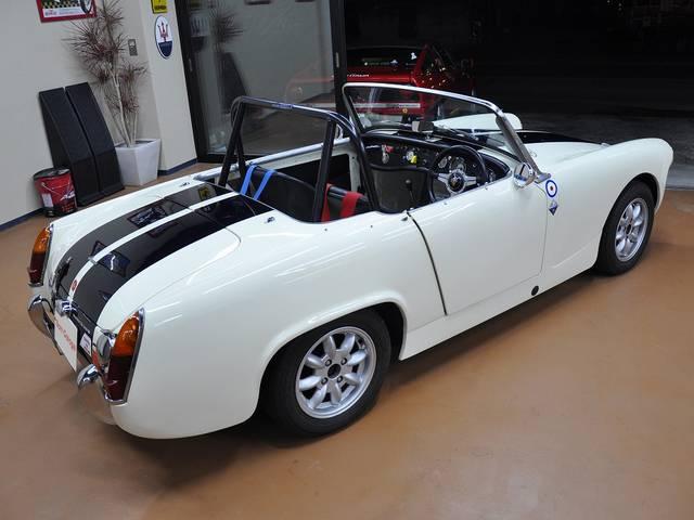 「その他」「ヒーレースプライト」「オープンカー」「東京都」の中古車5