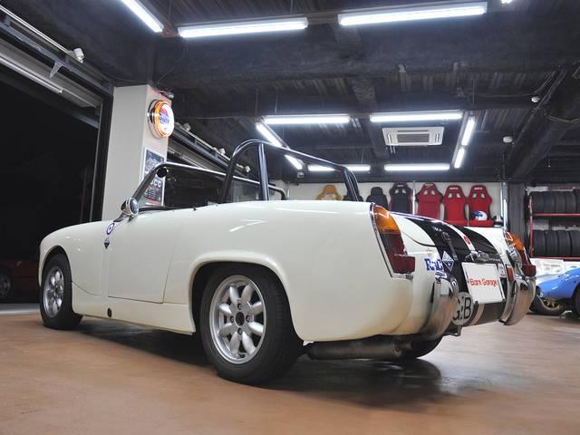 「その他」「ヒーレースプライト」「オープンカー」「東京都」の中古車7