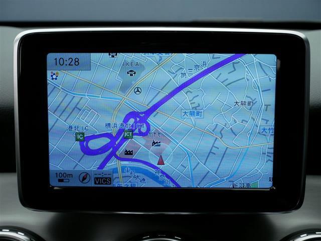 GLA180 スポーツ レーダーセーフティパッケージ(10枚目)