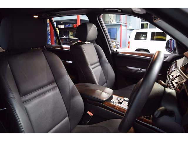 BMW BMW X5 3.0si MスポーツPKG 黒革 HDDナビ 2年保証付