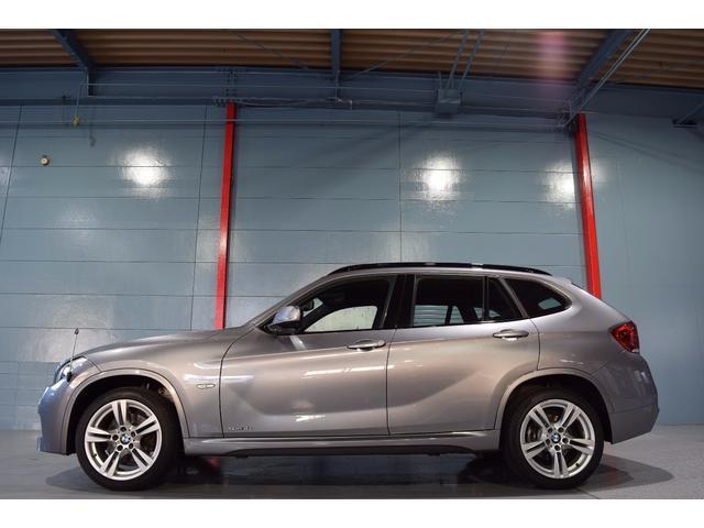 BMW BMW X1 sDrive18i Mスポーツ 黒革 HDDナビ 2年保証付