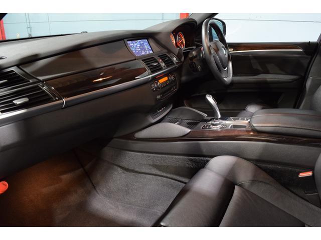 BMW BMW X6 xDrive35i中期 黒革 SR ナビTV 8速 2年保証