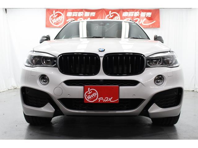 BMW BMW X6 xDrive 35iMスポーツ 禁煙1オーナーサンルーフ茶革