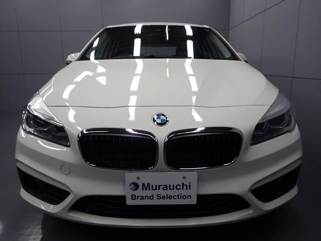 BMW BMW 218dアクティブツアラー プラスパッケージ