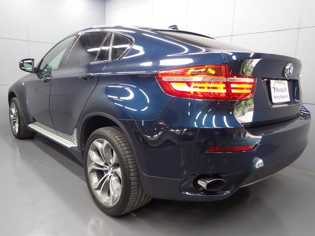 BMW BMW X6 xDrive 35i オイスターレザー ガラスサンルーフ
