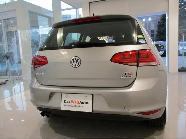 フォルクスワーゲン VW ゴルフ TSI Highline BlueMotion