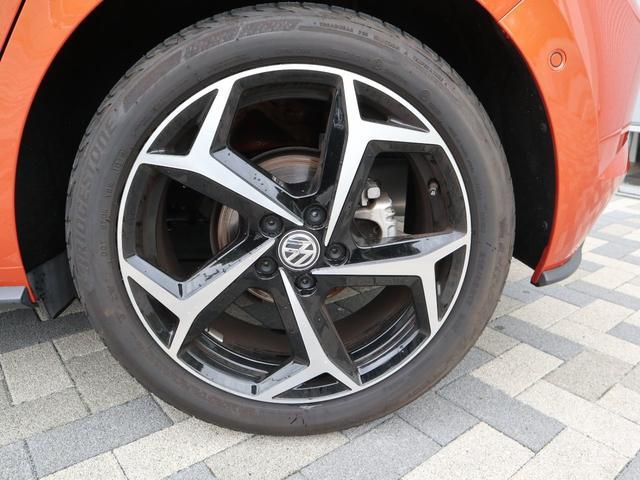 TSI Rライン 認定中古車 ワンオーナー ナビ ETC バックカメラ 液晶メーター ワイヤレス充電 ACC 後方死角検知(22枚目)