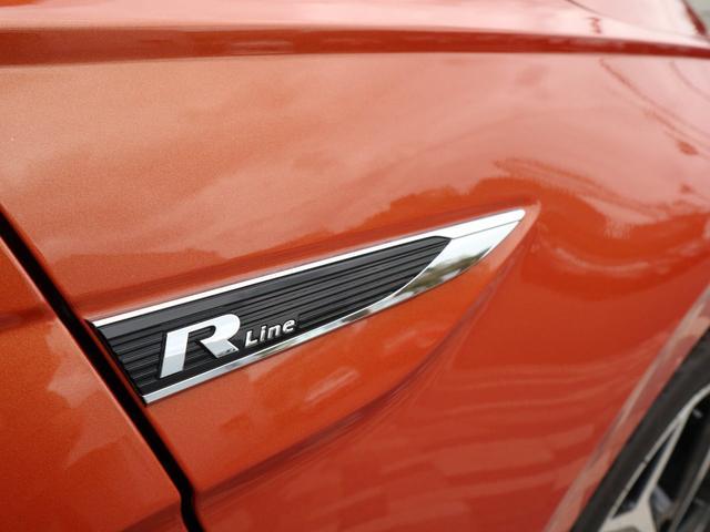 TSI Rライン 認定中古車 ワンオーナー ナビ ETC バックカメラ 液晶メーター ワイヤレス充電 ACC 後方死角検知(27枚目)
