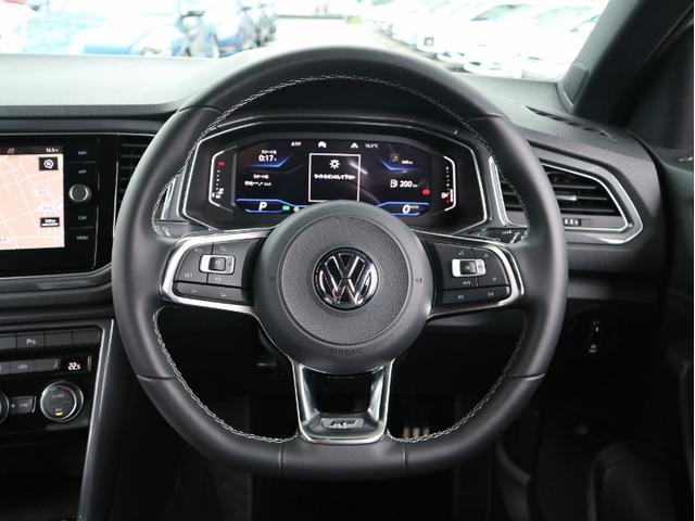 TDI Rライン 認定中古車 ワンオーナー 液晶メーター LEDヘッドライト ナビ ETC バックカメラ ACC レーンキープアシスト サイドアシスト パーキングセンサー 18インチAW(14枚目)