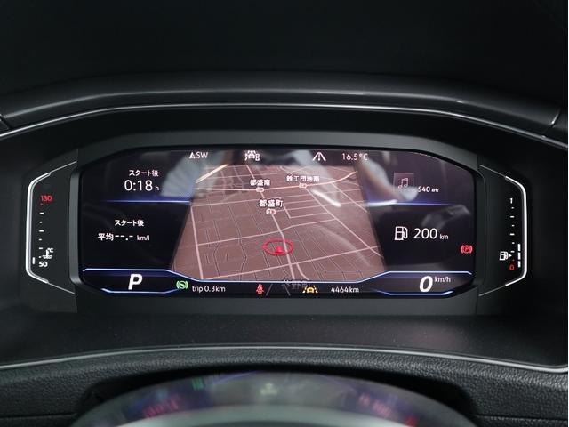 TDI Rライン 認定中古車 ワンオーナー 液晶メーター LEDヘッドライト ナビ ETC バックカメラ ACC レーンキープアシスト サイドアシスト パーキングセンサー 18インチAW(15枚目)
