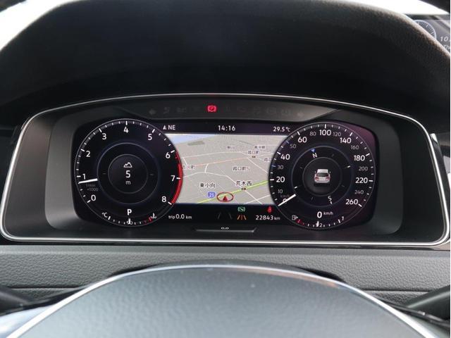 TSIハイライン マイスター 認定中古車 ワンオーナー ナビ ETC バックカメラ レザーシート シートヒーター 液晶メーター 自動駐車 パークセンサー ACC レーンキープ サイドアシスト LEDヘッドライトテールライト(15枚目)