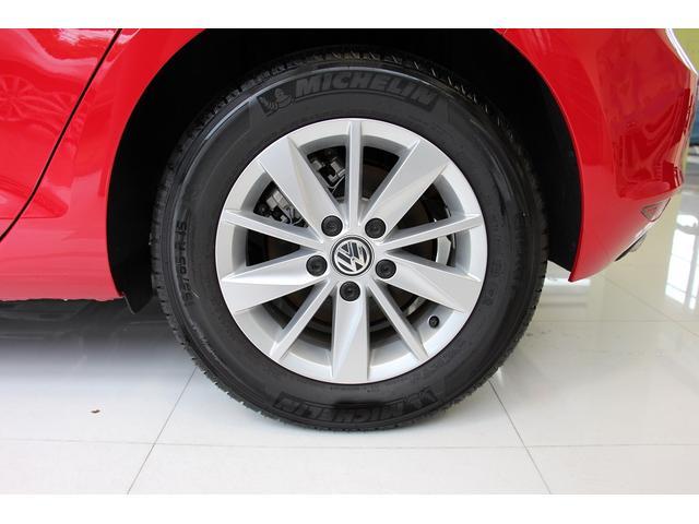 フォルクスワーゲン VW ゴルフ 40thエディション 登録未使用車 認定中古車 ナビ付き