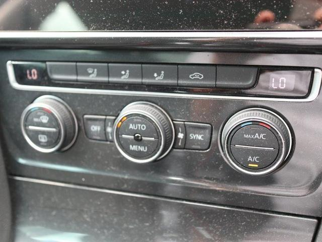 運転席、助手席、それぞれ独立して温度設定が可能な2ゾーンフルオートエアコンを完備。フレッシュエアフィルター付でクリーンな室内空間を保ちます。