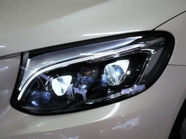 GLC220 d 4マチック 2年保証 新車保証(18枚目)