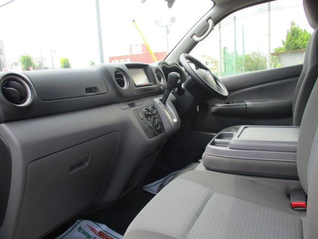 日産 NV350キャラバンバン ロングDX EXパッケージ ナビTV Rクーラー 1オーナー