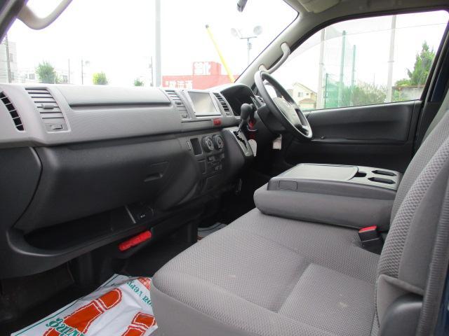 トヨタ ハイエースバン ロングDX GLパッケージ ナビTV ETC100V 5ドア