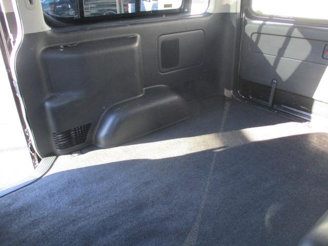 トヨタ ハイエースバン ロングスーパーGL ナビTV1オーナーHID Tベルト交換済