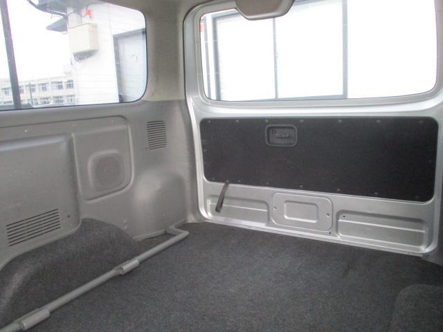 ロングプレミアムGX ナビBカメラ ETC両側スライド 小窓(16枚目)
