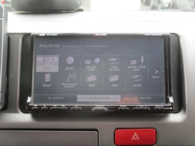 GL HDDナビフルセグTV バックカメラETC フリップダンモニター Wエアバック 電動スライドドア AC100V 純正HIDヘッドライト 小窓 社外16AW ホワイトレター(20枚目)