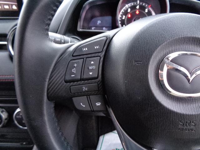 XDツーリング マツダコネクトナビ フルセグTV バックカメラ Bluetooth ETC 純正LEDヘッドライト アドバンストキー セーフティーパッケージ ブラインドスポットモニター ドラレコ ディーゼルターボ(26枚目)