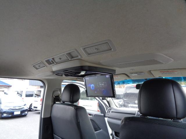 スーパーGL ダークプライム 8インチナビ バックカメラ プラズマクラスター付きフリップダウンモニター ダブルゾーン フルセグTV ETC Wエアバック AC100V 両側電動ドア ディーゼルターボ コーナーセンサー エアロ(35枚目)