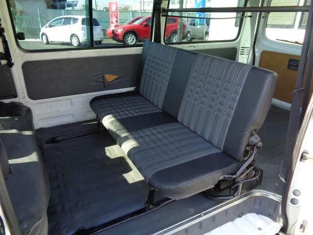 DX ドライブレコーダー ETC Wエアバック 前席パワーウィンドウ 後期モデル 5速AT スライドガラス シングルタイヤ キーレス(13枚目)