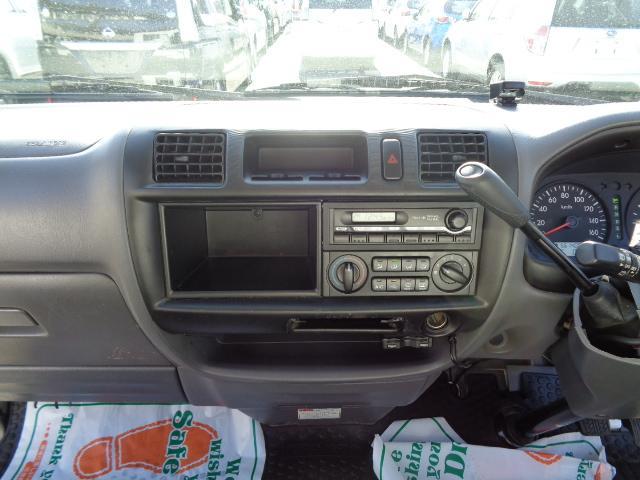 DX ドライブレコーダー ETC Wエアバック 前席パワーウィンドウ 後期モデル 5速AT スライドガラス シングルタイヤ キーレス(16枚目)