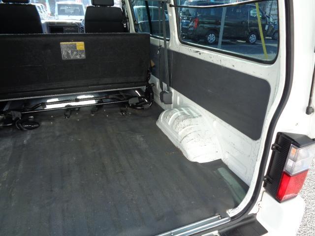 DX ドライブレコーダー ETC Wエアバック 前席パワーウィンドウ 後期モデル 5速AT スライドガラス シングルタイヤ キーレス(38枚目)