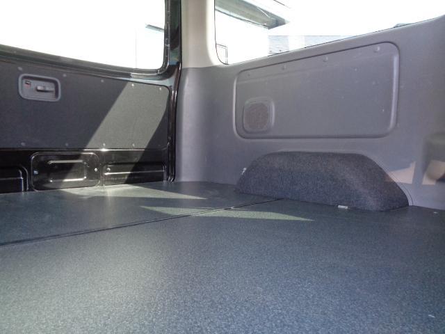 ロングプレミアムGX SDナビ フルセグTV Bluetooth アラウンドビューモニター 衝突軽減ブレーキ Wエアバック 純正LEDヘッドライト 小窓付き両側スライド 1オーナー スマートキー シートカバー ドラレコ(13枚目)