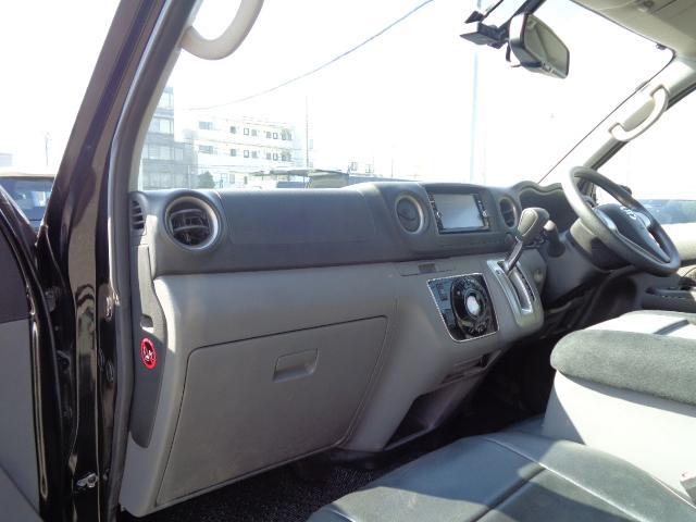 ロングプレミアムGX SDナビ フルセグTV Bluetooth アラウンドビューモニター 衝突軽減ブレーキ Wエアバック 純正LEDヘッドライト 小窓付き両側スライド 1オーナー スマートキー シートカバー ドラレコ(14枚目)