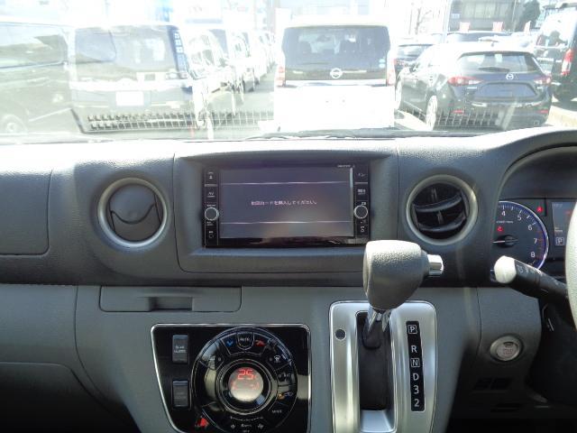 ロングプレミアムGX SDナビ フルセグTV Bluetooth アラウンドビューモニター 衝突軽減ブレーキ Wエアバック 純正LEDヘッドライト 小窓付き両側スライド 1オーナー スマートキー シートカバー ドラレコ(18枚目)