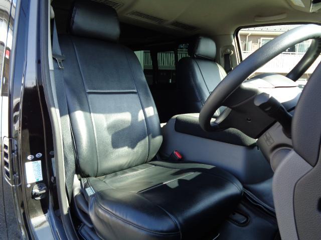 ロングプレミアムGX SDナビ フルセグTV Bluetooth アラウンドビューモニター 衝突軽減ブレーキ Wエアバック 純正LEDヘッドライト 小窓付き両側スライド 1オーナー スマートキー シートカバー ドラレコ(39枚目)