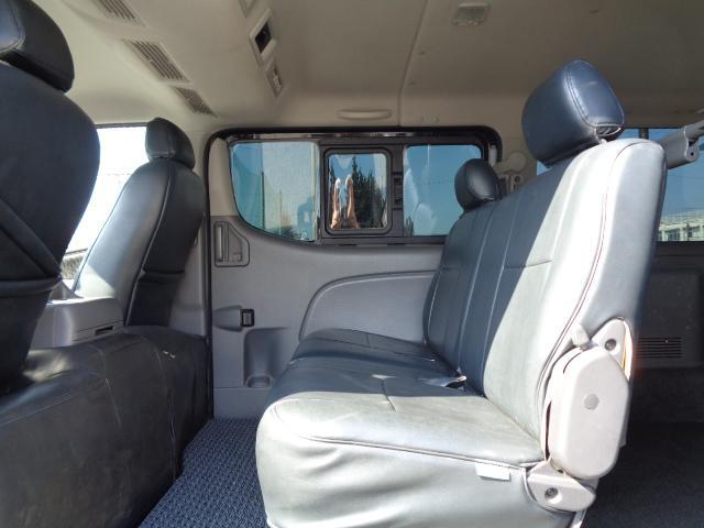 ロングプレミアムGX SDナビ フルセグTV Bluetooth アラウンドビューモニター 衝突軽減ブレーキ Wエアバック 純正LEDヘッドライト 小窓付き両側スライド 1オーナー スマートキー シートカバー ドラレコ(45枚目)