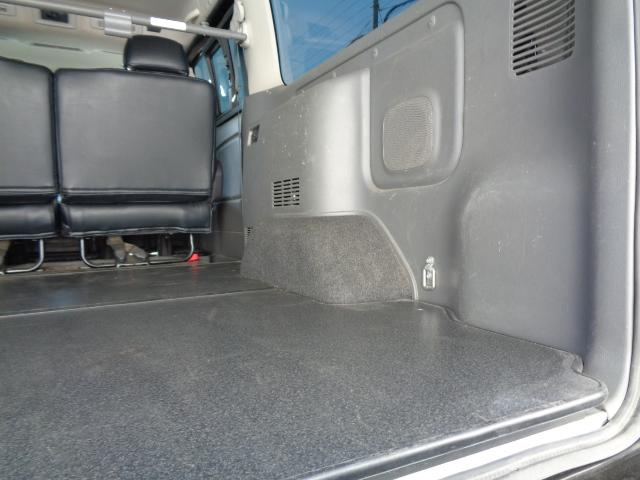 ロングプレミアムGX SDナビ フルセグTV Bluetooth アラウンドビューモニター 衝突軽減ブレーキ Wエアバック 純正LEDヘッドライト 小窓付き両側スライド 1オーナー スマートキー シートカバー ドラレコ(49枚目)
