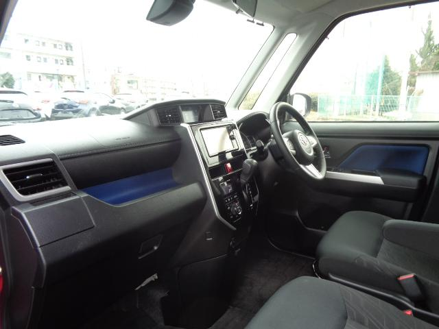 カスタムG S SDナビ フルセグTV バックカメラ Bluetooth 衝突軽減ブレーキ スマートアシスト 両側電動スライド 純正LEDヘッドライト クルーズコントロール 禁煙 純正エアロ 純正AW(14枚目)