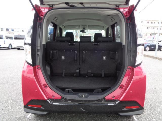 カスタムG S SDナビ フルセグTV バックカメラ Bluetooth 衝突軽減ブレーキ スマートアシスト 両側電動スライド 純正LEDヘッドライト クルーズコントロール 禁煙 純正エアロ 純正AW(17枚目)