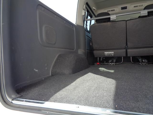 ロングプレミアムGX SDナビ フルセグTV Bluetooth 全周囲カメラ 衝突軽減ブレーキ 小窓付き両側スライド スマートキー 1オーナー 禁煙 オートエアコン(47枚目)